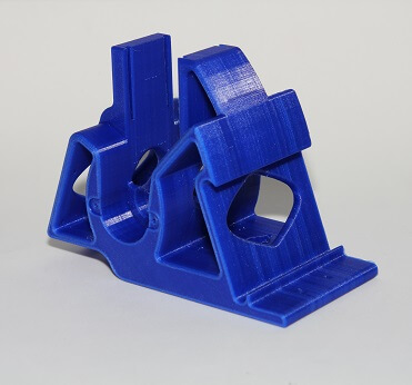 Chassi refatorado impresso 3D PLA