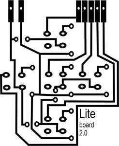 diagrama PCB