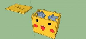 Modelagem 3D de um brinquedo